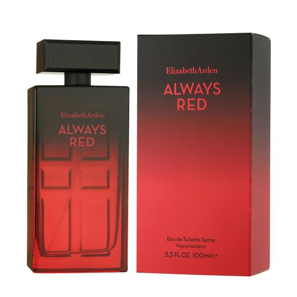 Elizabeth Arden Always Red Eau De Toilette 100 ml