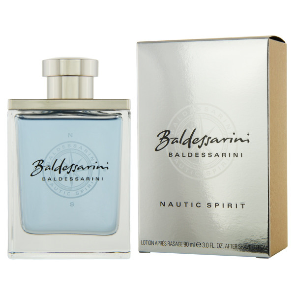 Baldessarini Nautic Spirit After Shave Lotion 90 ml