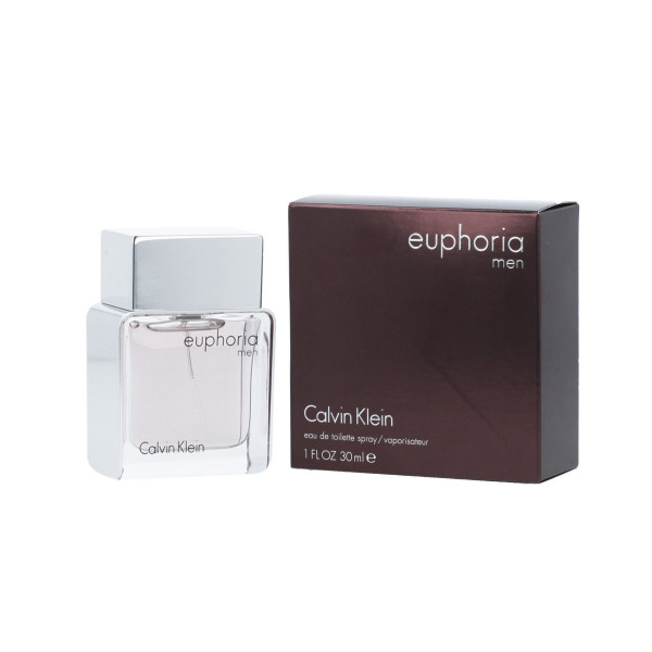Calvin Klein Euphoria for Men Eau De Toilette 30 ml