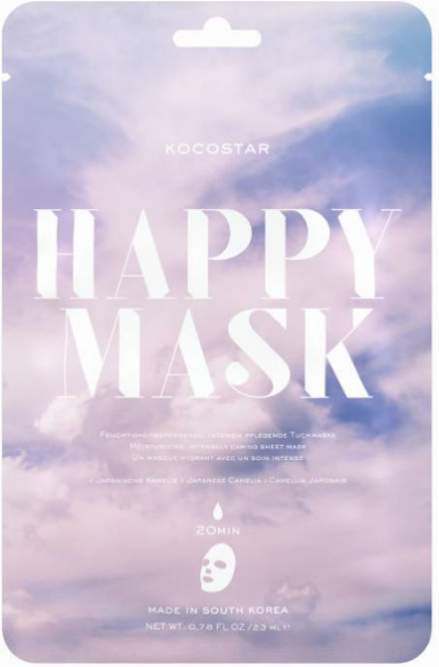Kocostar Camellia Happy Mask 25 ml