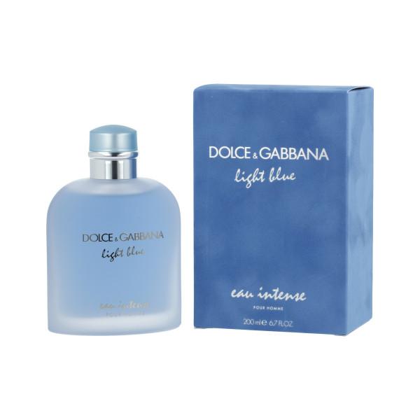 Dolce & Gabbana Light Blue Eau Intense Pour Homme Eau De Parfum 200 ml
