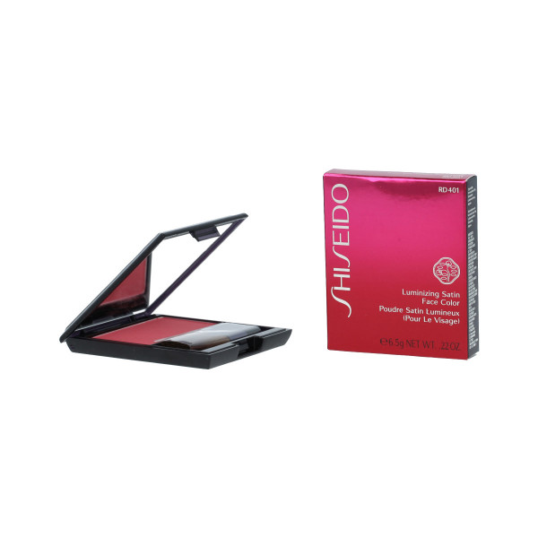Shiseido Luminizing Satin Face Color (RD401 - Orchidée) 6,5 g