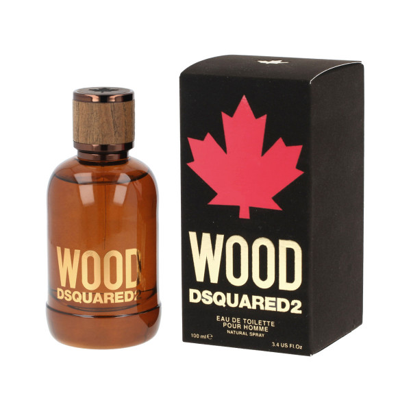 Dsquared2 Wood for Him Eau De Toilette 100 ml