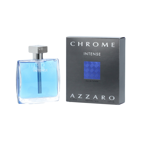 Azzaro Chrome Intense Eau De Toilette 100 ml