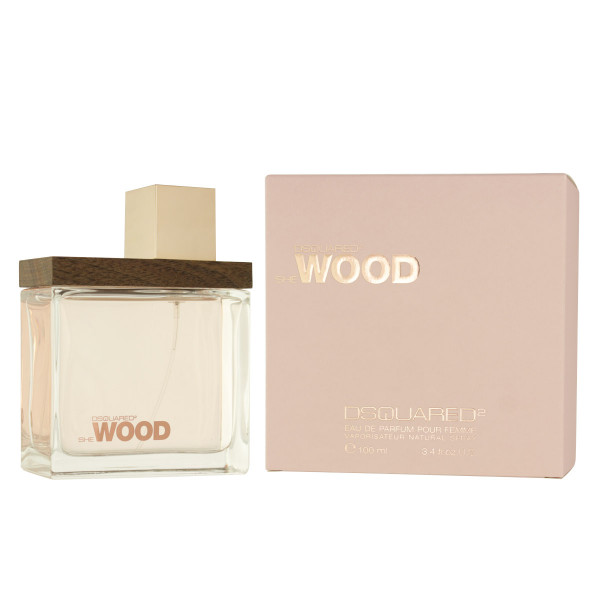 Dsquared2 She Wood Eau De Parfum 100 ml