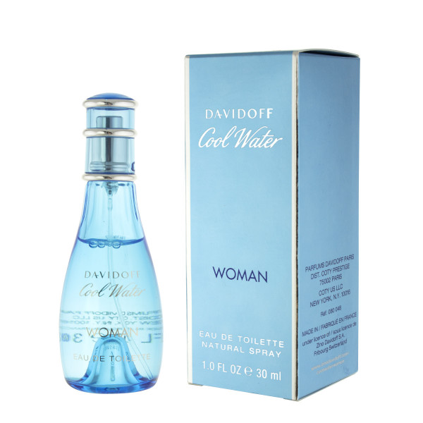 Davidoff Cool Water for Woman Eau De Toilette 30 ml