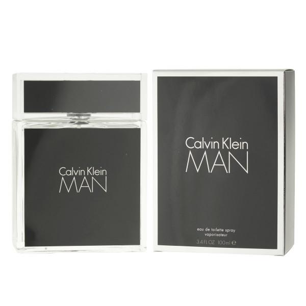 Calvin Klein MAN Eau De Toilette 100 ml
