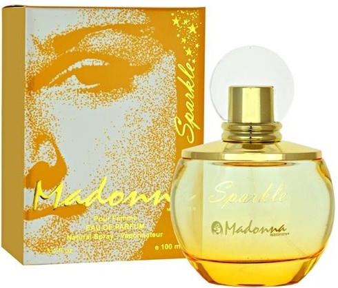 Madonna Nudes Sparkle Eau De Parfum 100 ml