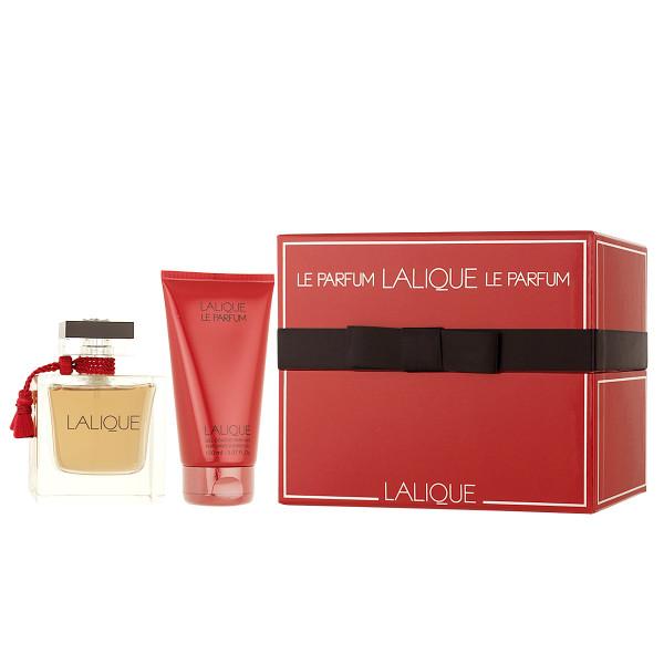 Lalique Le Parfum EDP 100 ml + SG 150 ml