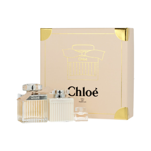 Chloe Chloe EDP 75 ml + EDP MINI 5 ml + BL 100 ml