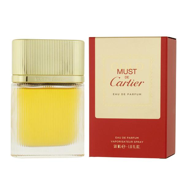 Cartier Must de Cartier Gold Eau De Parfum 50 ml