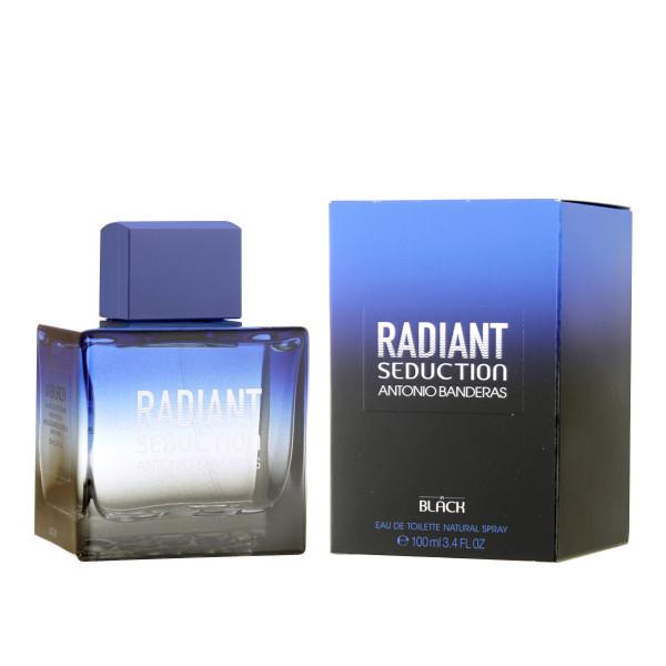 Antonio Banderas Radiant Seduction in Black Eau De Toilette 100 ml