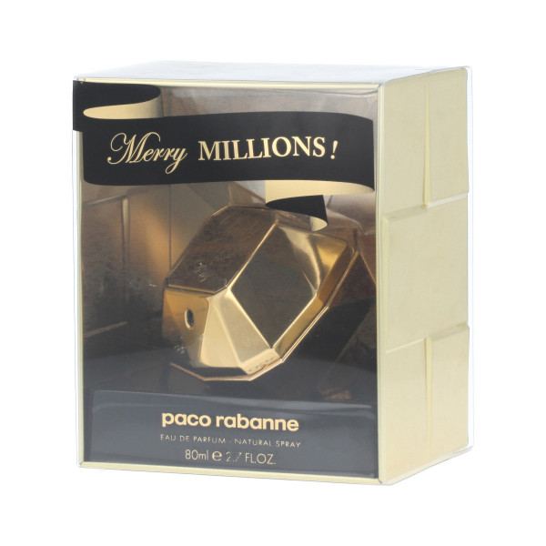 Paco Rabanne Lady Million Merry Millions Eau De Parfum 80 ml