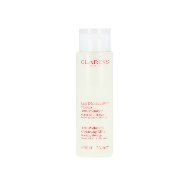Clarins Cleansing Milk Gentian (Combination to Oily Skin) 200 ml