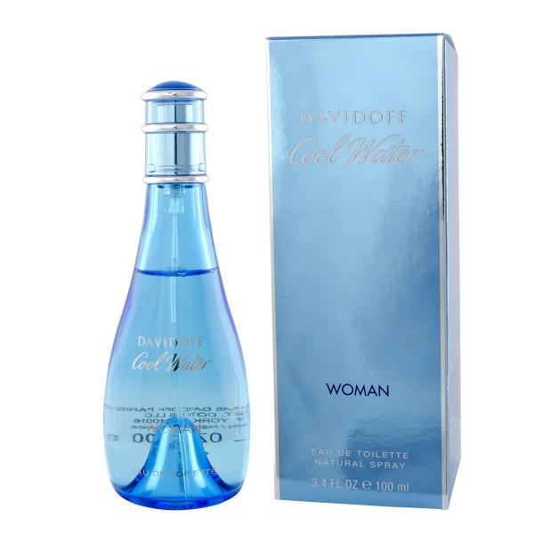 Davidoff Cool Water for Women Eau De Toilette 100 ml