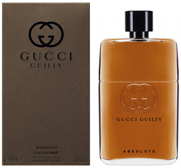 Gucci Guilty Absolute pour Homme After Shave Lotion 90 ml
