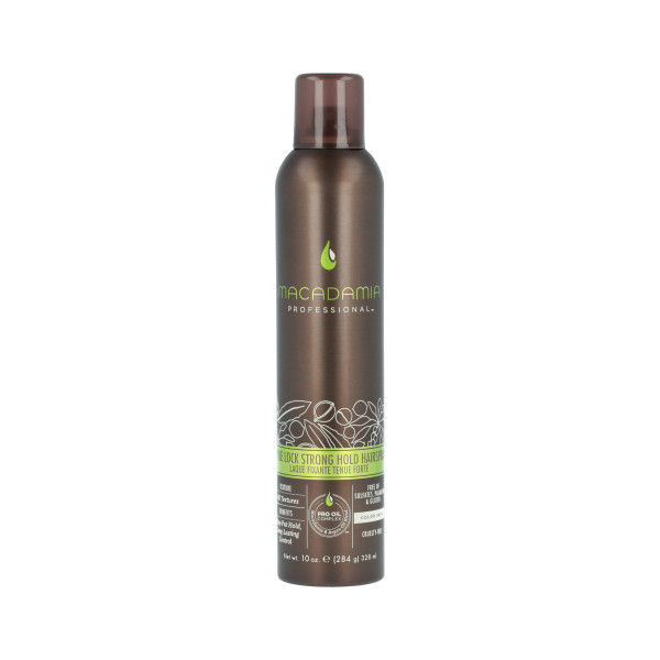 Macadamia Professional Style Lock Strong Hold Hairspray 328 ml