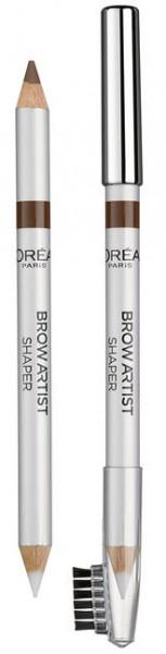L´Oreal Paris Brow Artist Shaper Eyebrow Pencil + Fix & Finish Wax