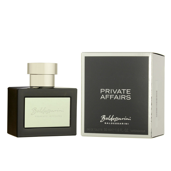 Baldessarini Private Affairs Eau De Toilette 50 ml