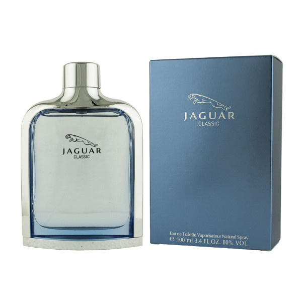 Jaguar New Classic Eau De Toilette 100 ml
