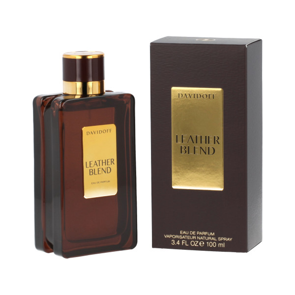 Davidoff Leather Blend Eau De Parfum 100 ml