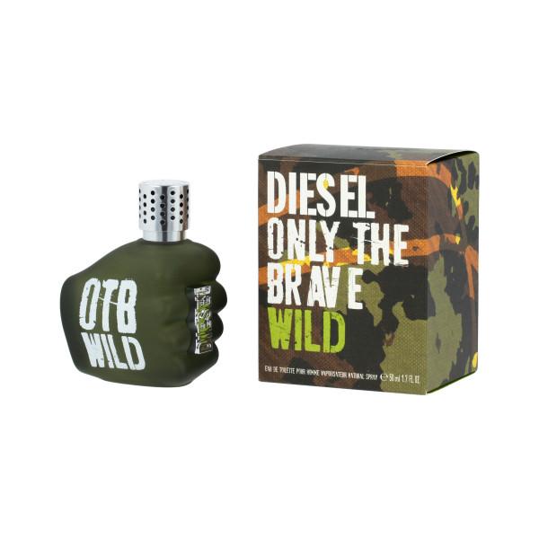 Diesel Only the Brave Wild Eau De Toilette 50 ml