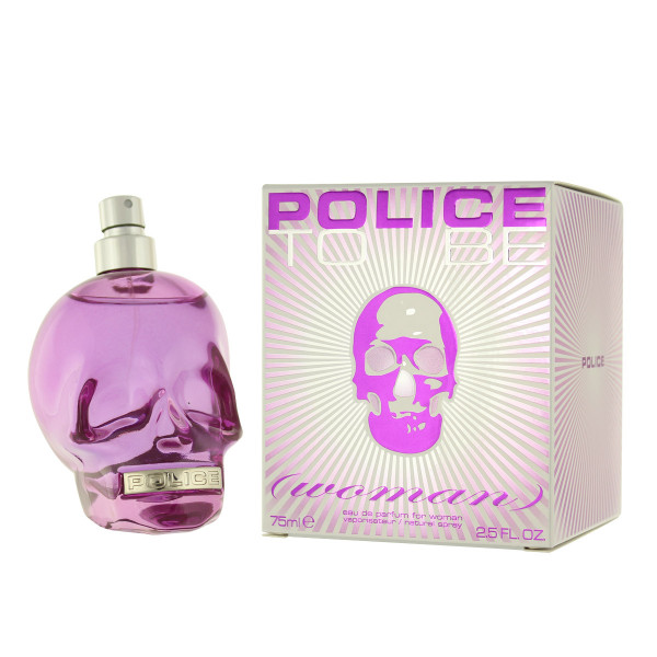POLICE To Be Eau De Parfum 75 ml