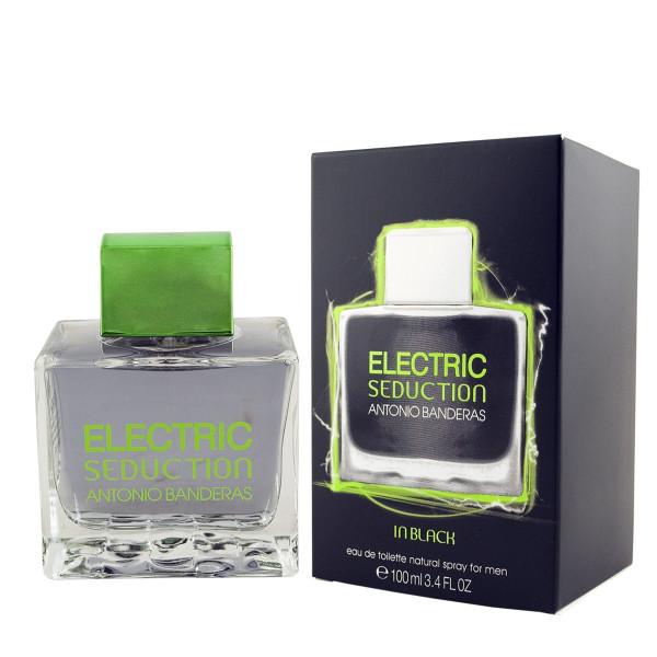 Antonio Banderas Electric Seduction in Black Eau De Toilette 100 ml
