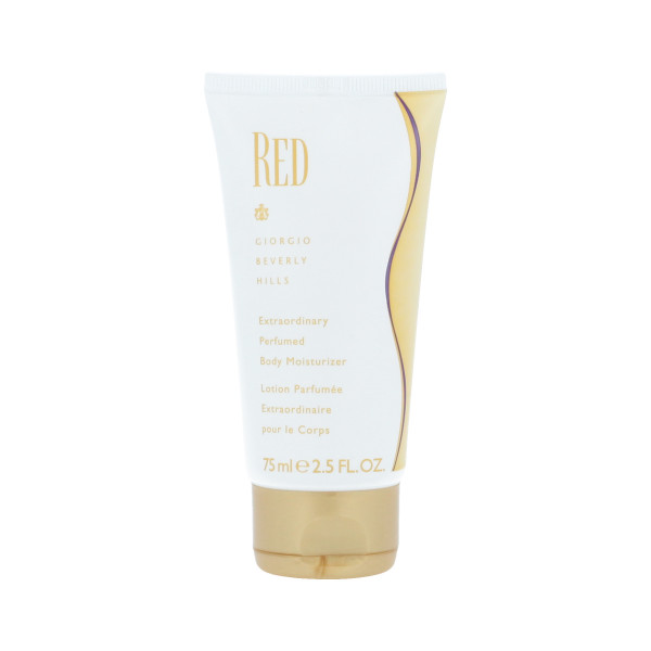 Giorgio Beverly Hills Red Body Lotion 75 ml