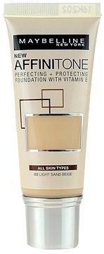 Maybelline Affinitone Unifying Foundation Cream (03 Light Sand Beige) 30 ml
