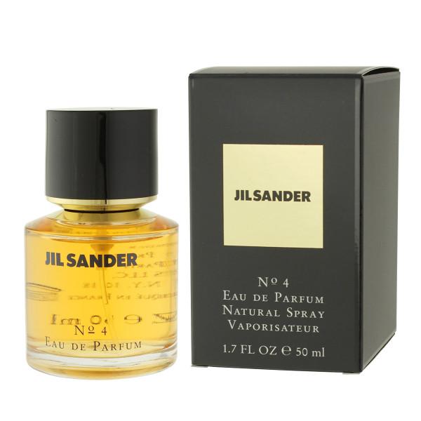Jil Sander No 4 Eau De Parfum 50 ml