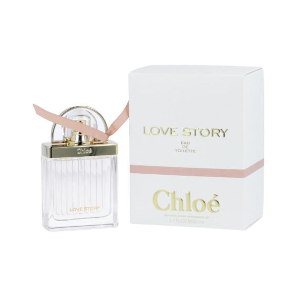 Chloe Love Story Eau De Toilette 50 ml