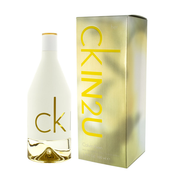 Calvin Klein CK In2U for Her Eau De Toilette 100 ml