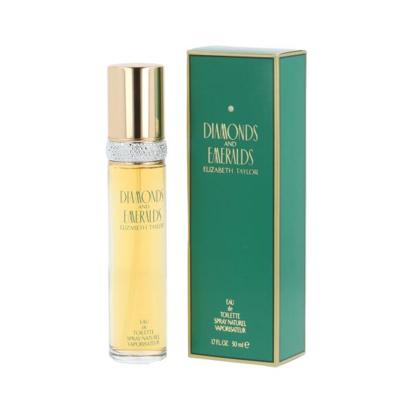 Elizabeth Taylor Diamonds and Emeralds Eau De Toilette 50 ml