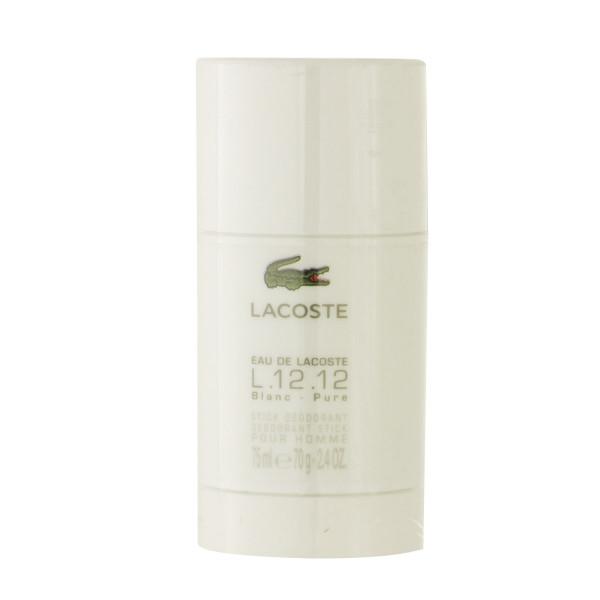 Lacoste Eau de Lacoste L.12.12 Blanc Perfumed Deostick 75 ml
