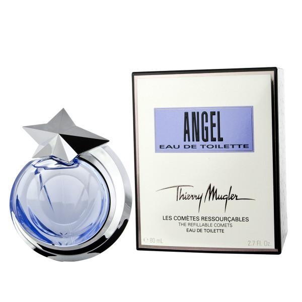 Thierry Mugler Angel Eau De Toilette Refillable 80 ml