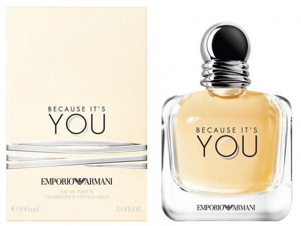 Armani Giorgio Emporio Because It´s You Eau De Parfum 50 ml