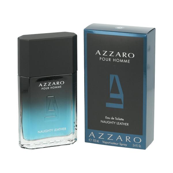 Azzaro Pour Homme Naughty Leather Eau De Toilette 100 ml