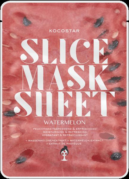 Kocostar Slice Mask Sheet Watermelon 20 ml