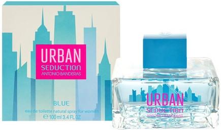 Antonio Banderas Urban Seduction Blue Eau De Toilette 100 ml