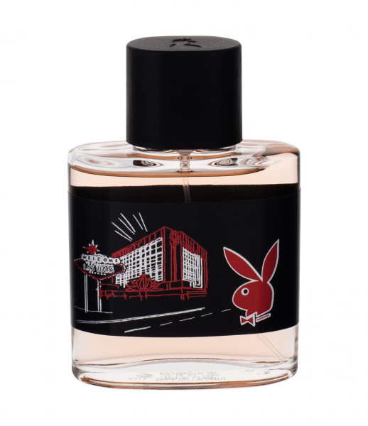 Playboy Vegas Eau De Toilette 50 ml