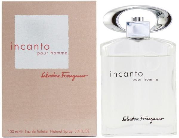 Salvatore Ferragamo Incanto pour Homme Eau De Toilette 100 ml