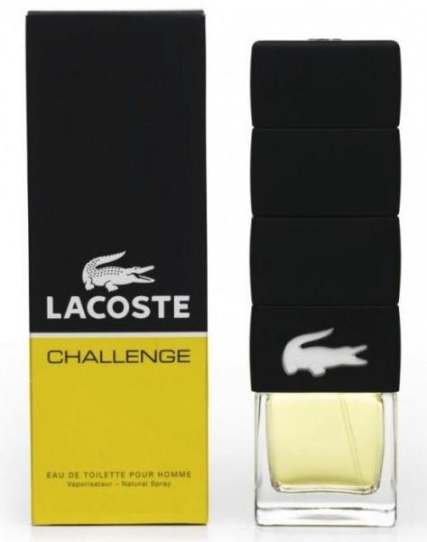 Lacoste Challenge Eau De Toilette 50 ml