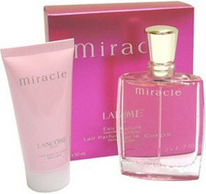 Lancome Miracle pour Femme EDP 50 ml + BL 50 ml