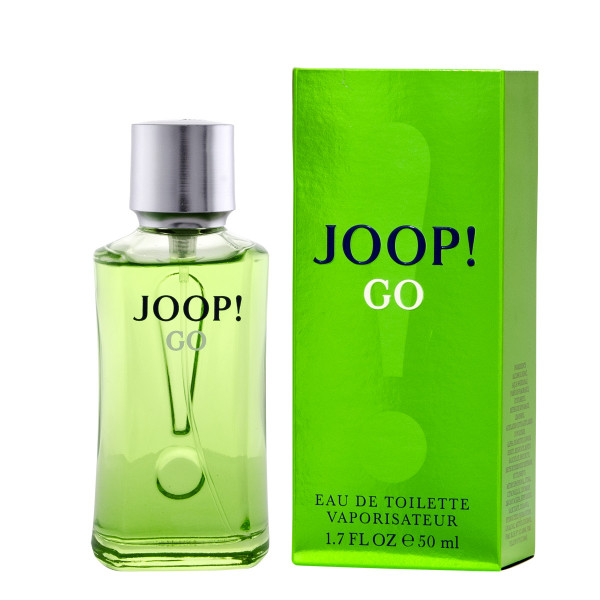 JOOP GO Eau De Toilette 50 ml