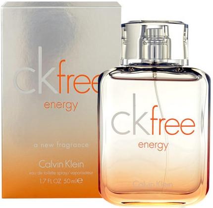 Calvin Klein CK Free Energy Eau De Toilette 50 ml