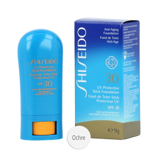 Shiseido UV Protective Stick Foundation SPF 37 (Ochre) 9 g