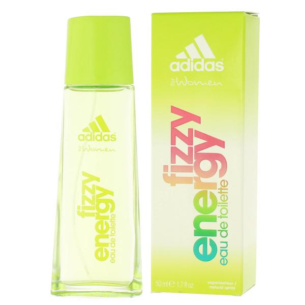 Adidas Fizzy Energy Eau De Toilette 50 ml