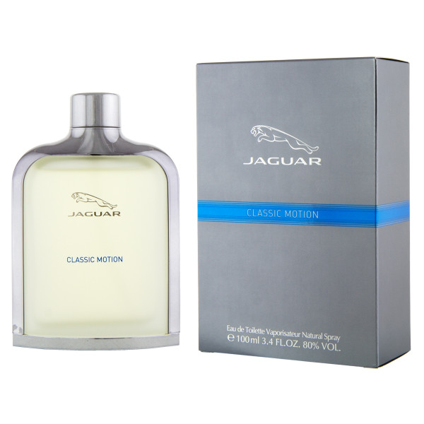 Jaguar Classic Motion Eau De Toilette 100 ml