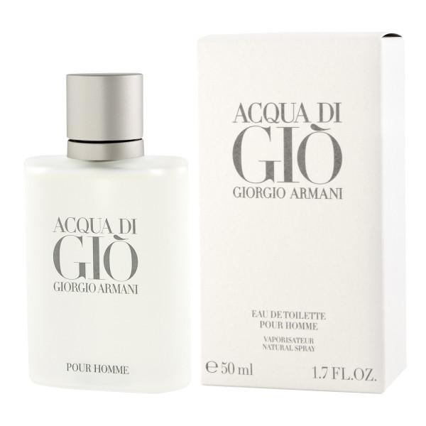 Armani Giorgio Acqua di Gio Pour Homme Eau De Toilette 50 ml